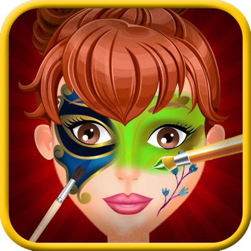 Baby Beauty Face Paint Makeover & Washing Salon Simulator iOS App