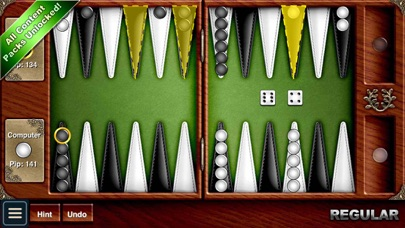 Screenshot #6 for Backgammon HD - Play the Online Board Game!