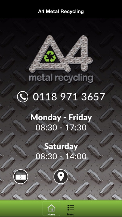 A4 Metal Recycling screenshot one
