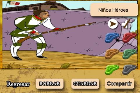 Niños Héroes screenshot 4