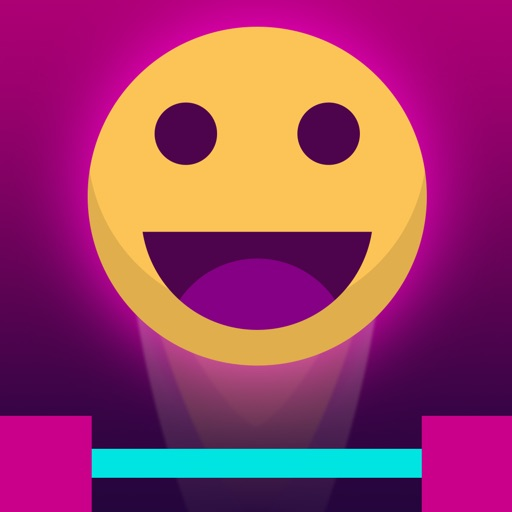 Jumping Ball - Can You Get 100 Crack Scores in Trivia Mode? iOS App