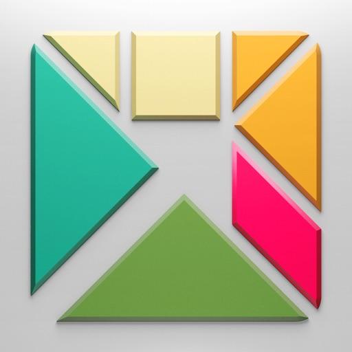 七巧板:tangram!【益智游戏】