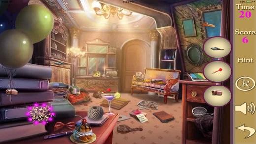 Hidden Objects Of A Evas Dream Screenshot