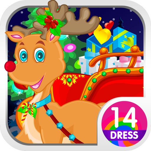 Happy Christmas - Kids Game iOS App