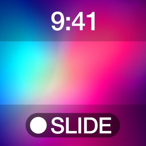 ロック中の画面 - iOS 9エディションのスクリーン改造計画が提供する無料テーマ、背景 および 壁紙
