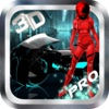 Accelerate Neon Bike 3D  PRO : Action Racing Game