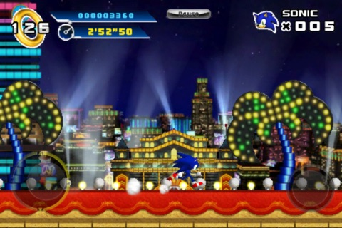 Sonic The Hedgehog 4™ Episode I screenshot 3