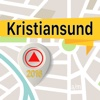 Kristiansund Offline Map Navigator and Guide