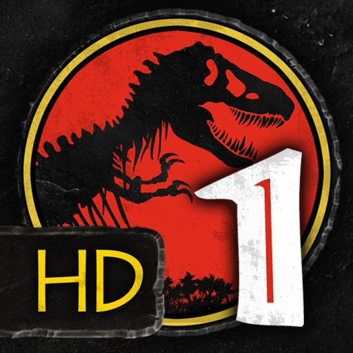 侏罗纪公园:Jurassic Park: The Game 1 HD【3D探险】