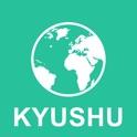 Kyushu, no Japao Offline Map : Para viagem icon