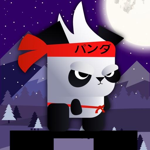 Ninja Panda Run  - Kungfu Temple Legend Desert Quest iOS App