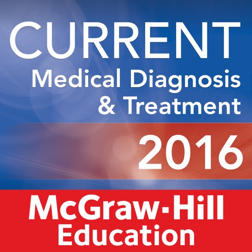 CURRENT Medical Diagnosis and Treatment 2016 (CMDT)