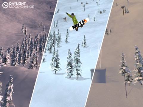 MyTP Snowboarding 3 screenshot 4