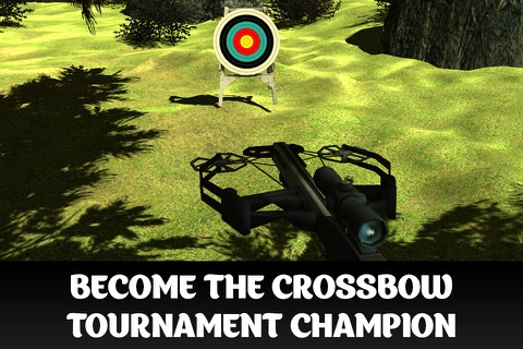 Crossbow Shooting Championship 3D screenshot 4