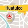 Santa María Huatulco Offline Map Navigator und Guide