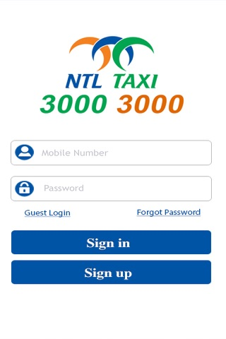 NTL TAXI screenshot 1