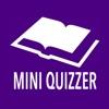 Bible Mini Quizzer