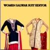 Women Salwar Suit Photo Editor