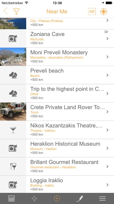 Guide touristique de Crete - TOURIAS Travel Guide (cartes offline gratuites)Capture d'écran de 3