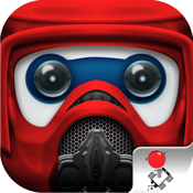Big Iron Super Hero Robot Creator 2 – Makeover of Bot-Man Games for Free icon