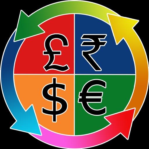 Monde Convertisseur de devises - convertisseur argent calculatrice, taux de change et en direct grille tarifaire pro (convertir Dollars, Euros, Bitcoin et beaucoup plus!)