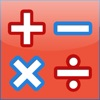 AB Math II - fun games for kids and the family : additions, multiplications, mental math, brain challenge (full version)