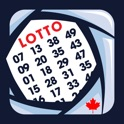 Lotto Gizmo - Lotto Max and Lotto 649 Scanner icon