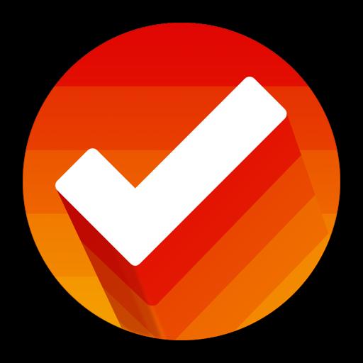 Icone Clear - Tâches et listes de choses à faire