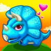 Little Dino Explorer: Baby Barney Nurturing Game