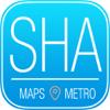 Shanghái Guía de Viaje con Mapas Offline Hoteles y Restaurantes