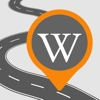 Wiki Map Route Tracker