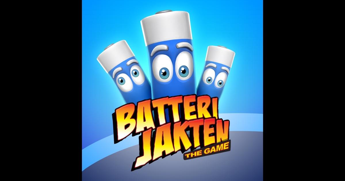 Batterijakten Pa App Store