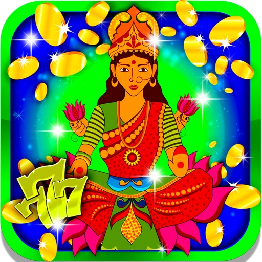 Lucky Indian Slot Machine: Better chances of earning super bonuses in a colourful oriental paradise iOS App