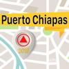 Puerto Chiapas Offline Map Navigator und Guide