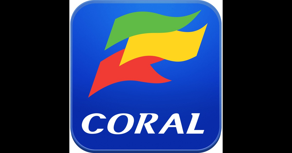 coral betting mobile