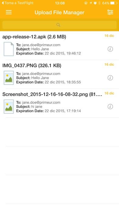 Screenshot of DropFile4