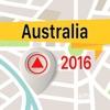 澳大利亚 離線地圖導航和指南