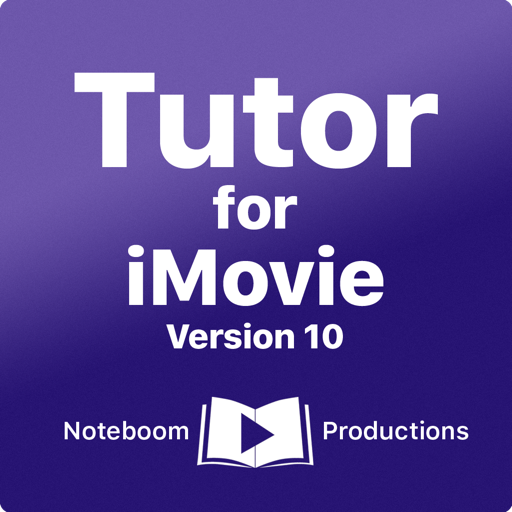 Tutor for iMovie 10 for Mac