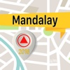 Mandalay Offline Map Navigator und Guide