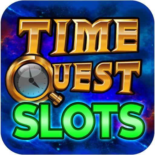TimeQuest Slots | Free Casino Slots iOS App