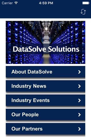 Datasolve Solutions screenshot 1