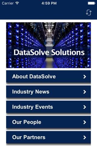 Datasolve Solutions screenshot 1
