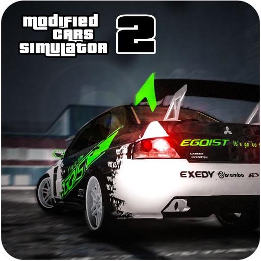 Modified Cars Simulator 2 iOS App