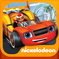 Blaze and the Monster Machines - Racing Game for Kids