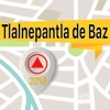 Tlalnepantla de Baz Offline Map Navigator and Guide
