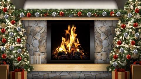 Amazing Christmas Fireplaces   App Price Drops