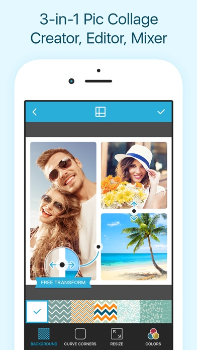 download Collageable - Photo Collage Maker, Pic Grid Free apps 4