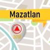 Mazatlan Offline Map Navigator und Guide