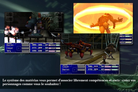 FINAL FANTASY VII screenshot 4