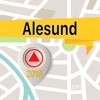 Alesund Offline Map Navigator and Guide